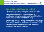 m dicaments arv qualification et dosage des pa contrefa ons