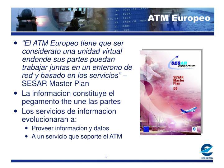 ATM Europeo