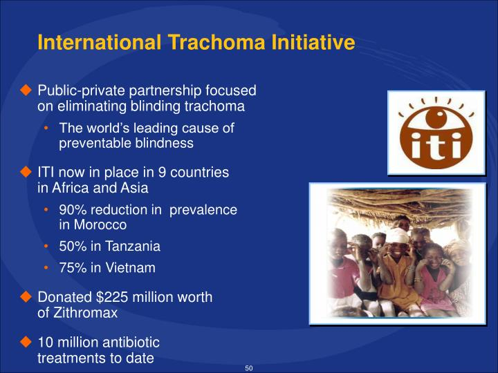 International Trachoma Initiative
