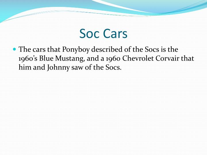 Soc Cars