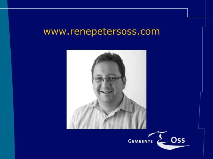 www.renepetersoss.com