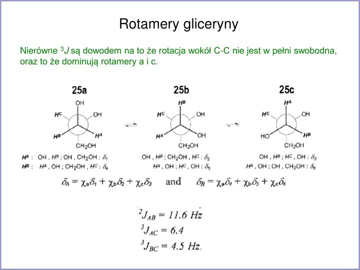 Rotamery gliceryny