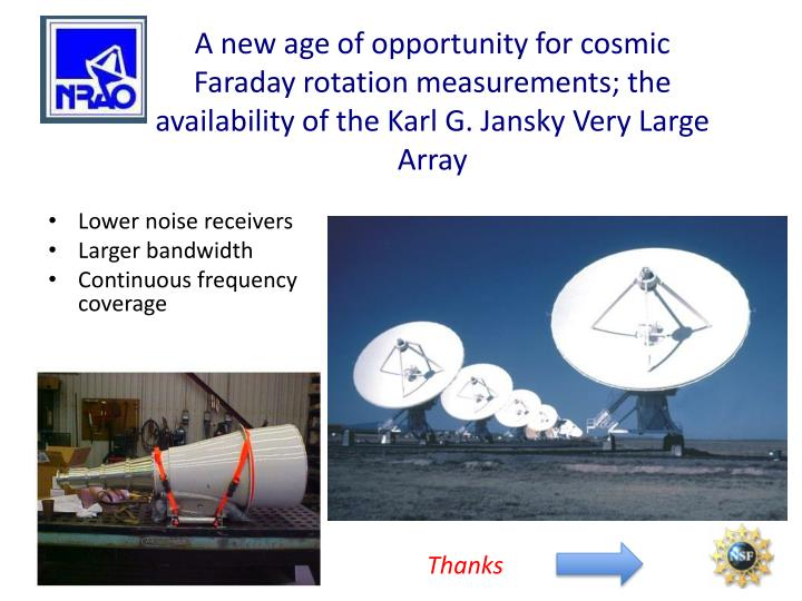 A new age of opportunity for cosmic Faraday rotation measurements; the availability of the