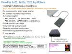 thinkpad t420 t420s t520 top options16