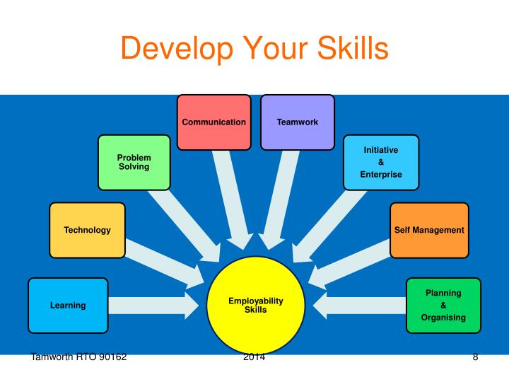 Develop Your Skills