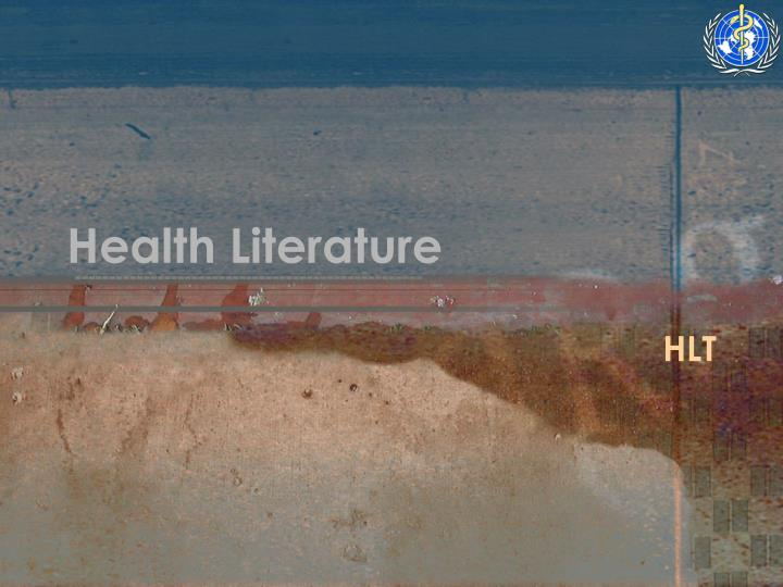 Health Literature