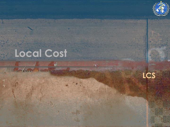 Local Cost