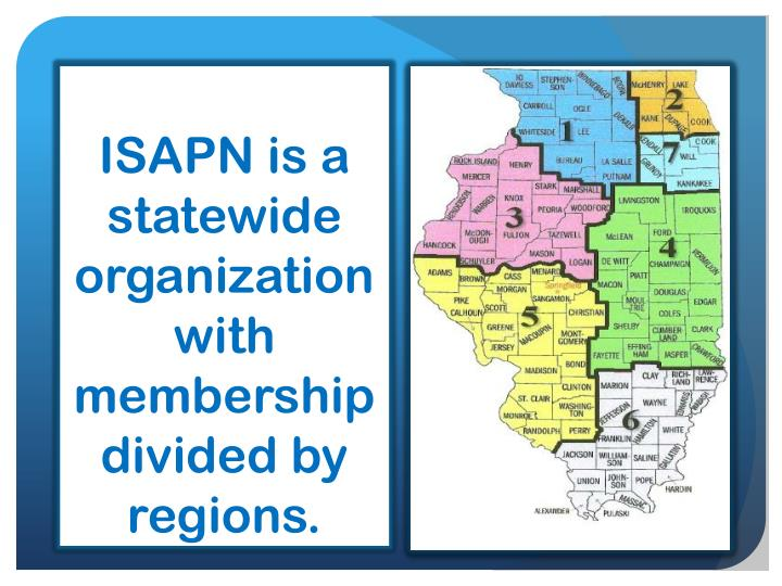 ISAPN is a