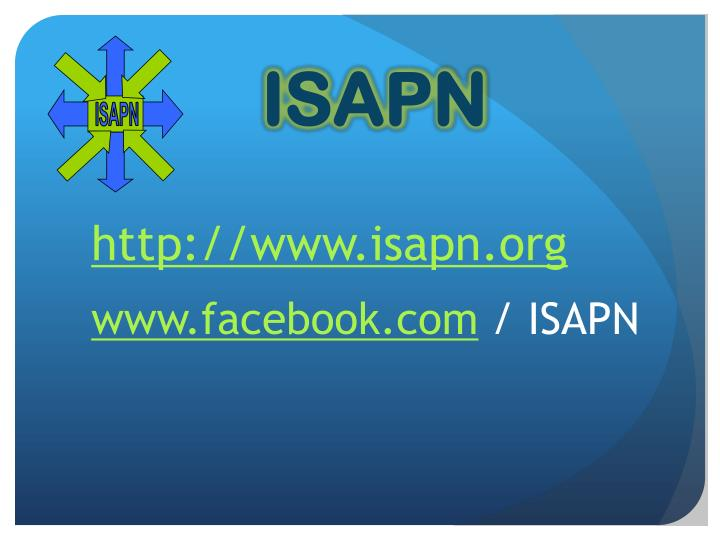 http://www.isapn.org
