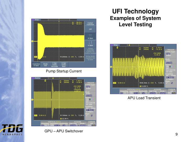 UFI Technology
