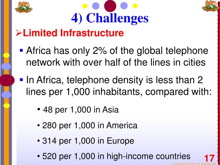 4) Challenges