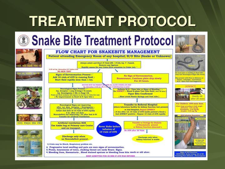TREATMENT PROTOCOL