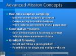 advanced mission concepts1