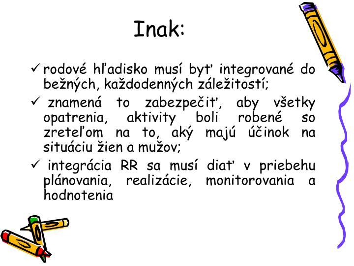 Inak: