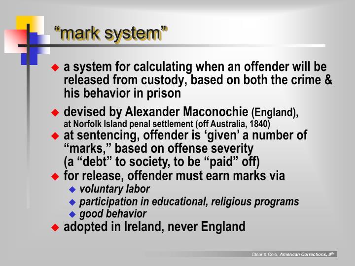 """mark system"""