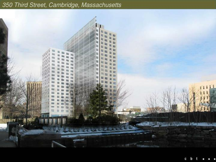 350 Third Street, Cambridge, Massachusetts