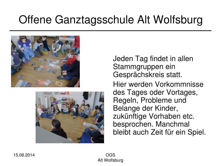 Offene Ganztagsschule Alt Wolfsburg