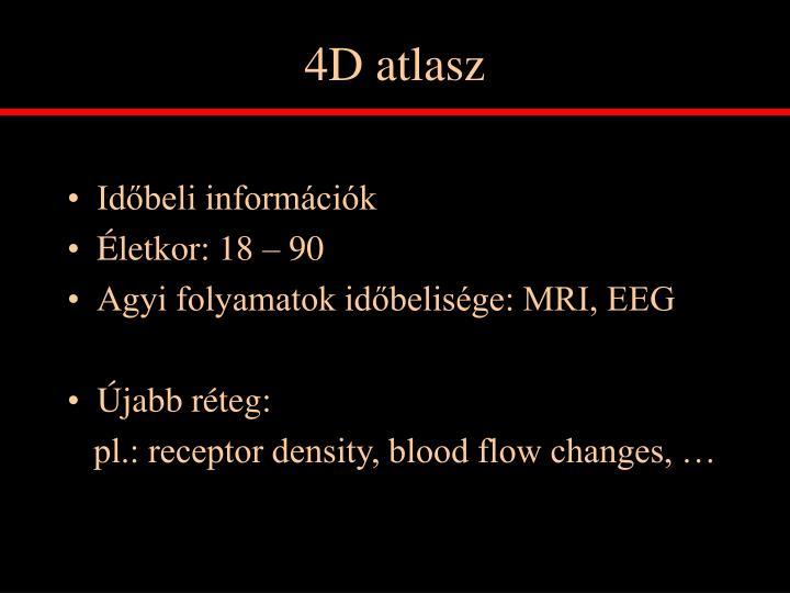 4D atlasz