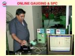 online gauging spc