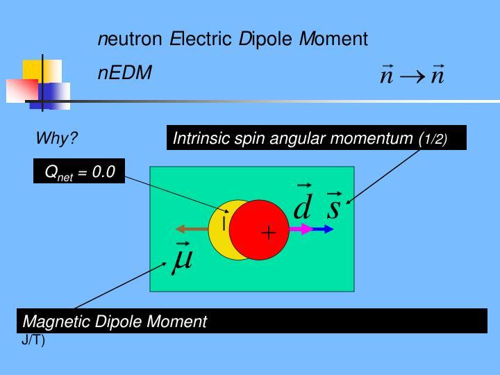 Intrinsic spin angular momentum (