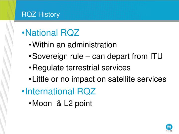 RQZ History