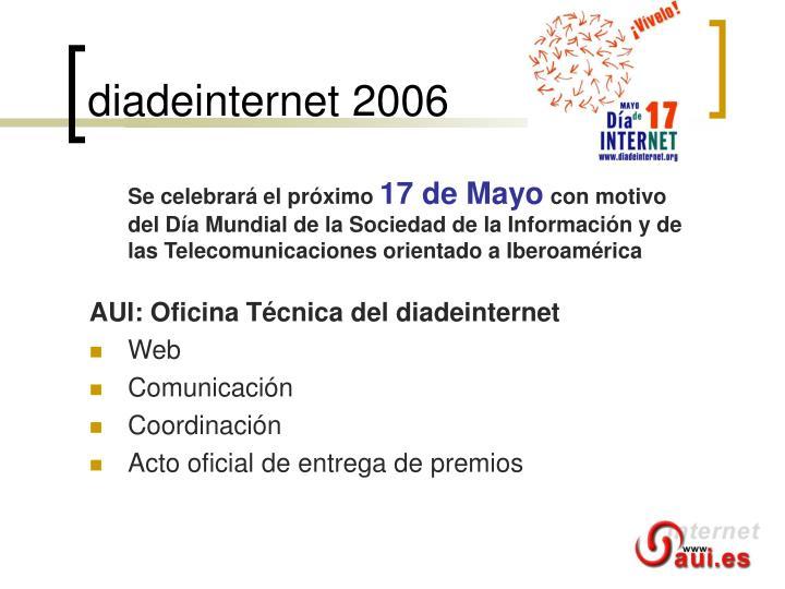 diadeinternet 2006