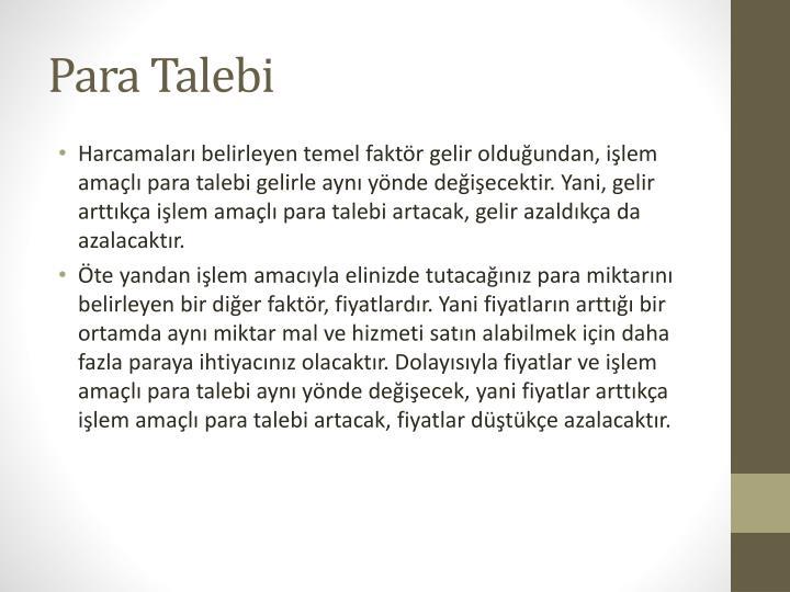 Para Talebi
