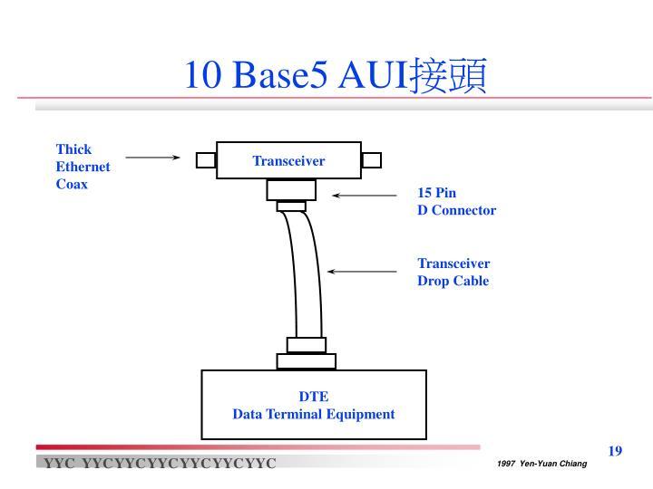 10 Base5 AUI