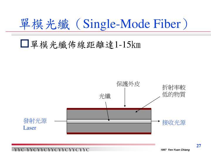 單模光纖(