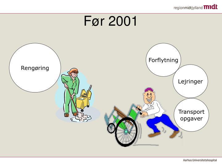 Før 2001