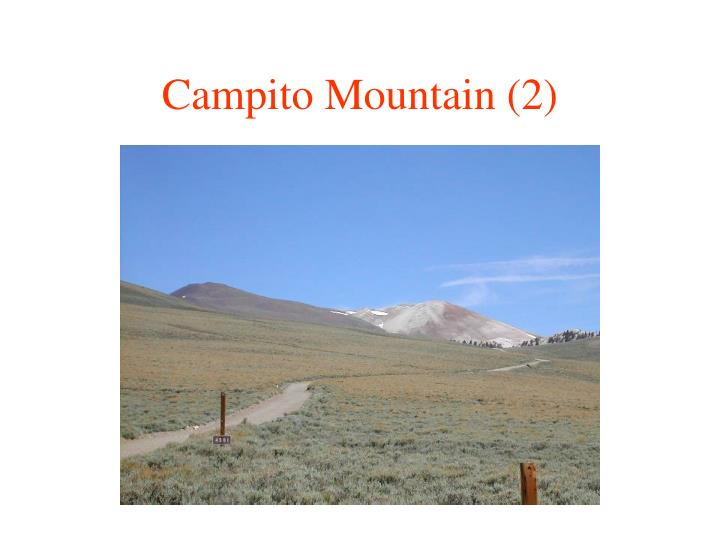 Campito Mountain (2)