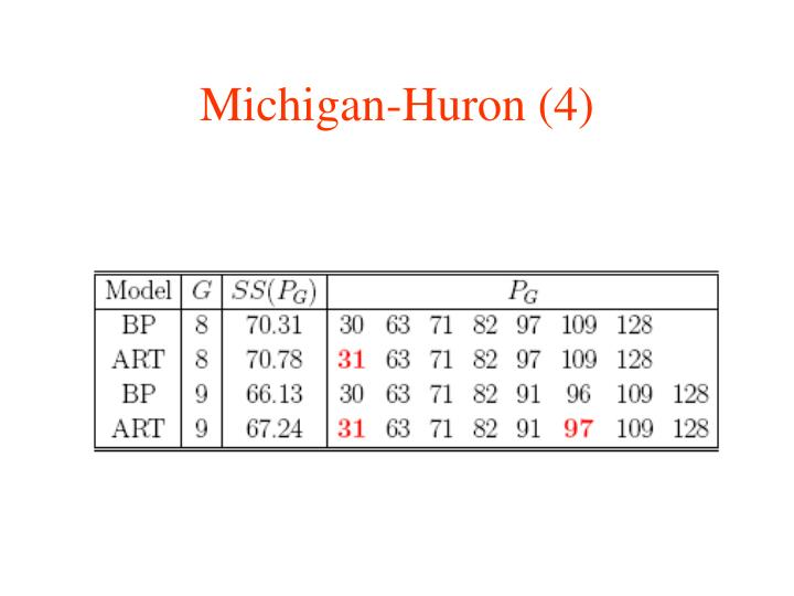 Michigan-Huron (4)
