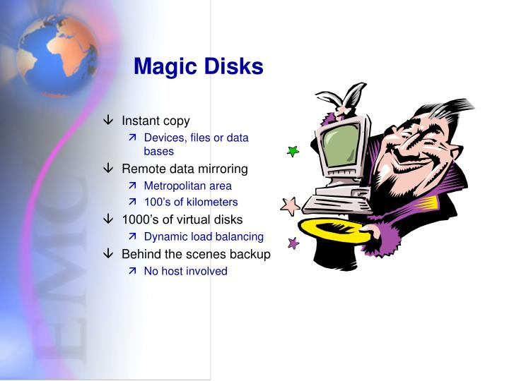 Magic Disks