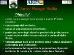 junior ranger sicilia1