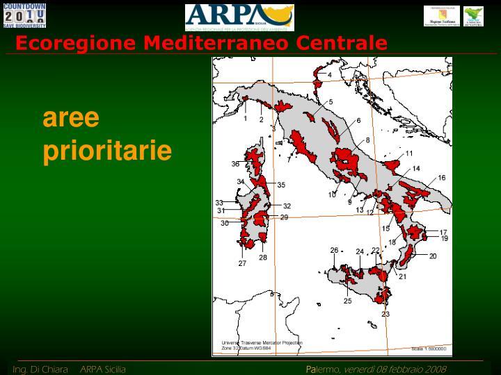 Ecoregione Mediterraneo Centrale