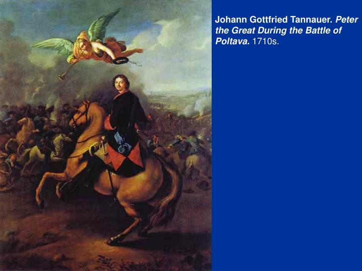 Johann Gottfried Tannauer.