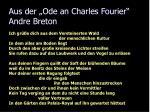 aus der ode an charles fourier andre breton1