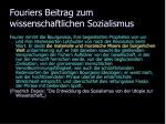 fouriers beitrag zum wissenschaftlichen sozialismus3