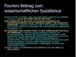 fouriers beitrag zum wissenschaftlichen sozialismus4