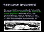 phalansterium phalanstere