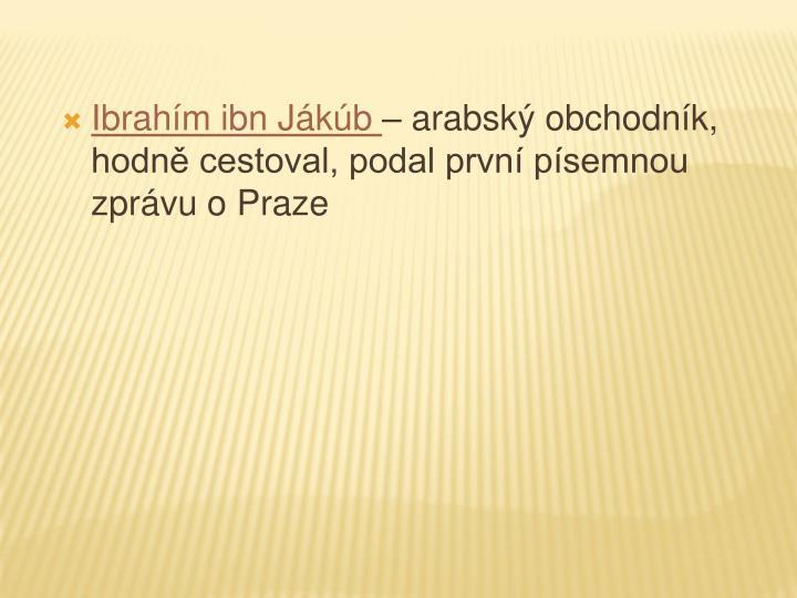Ibrahím ibn Jákúb