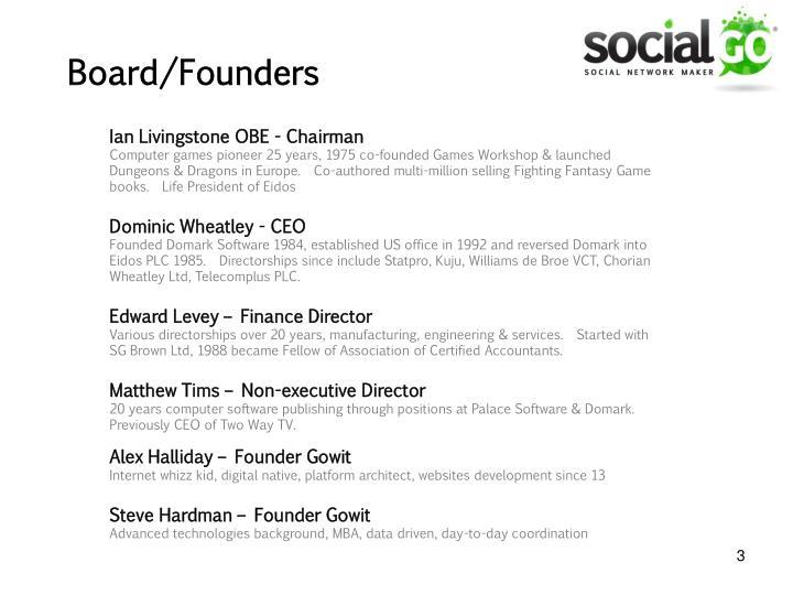 Board/Founders