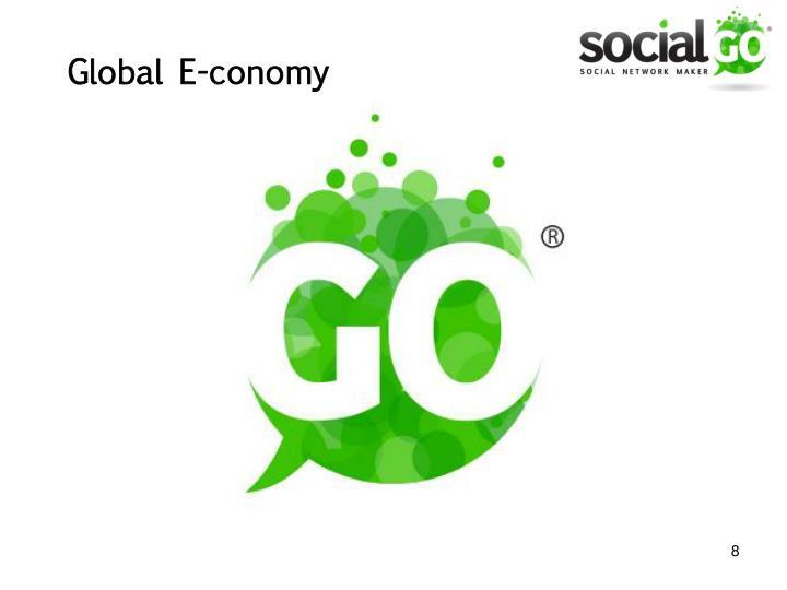 Global E-conomy