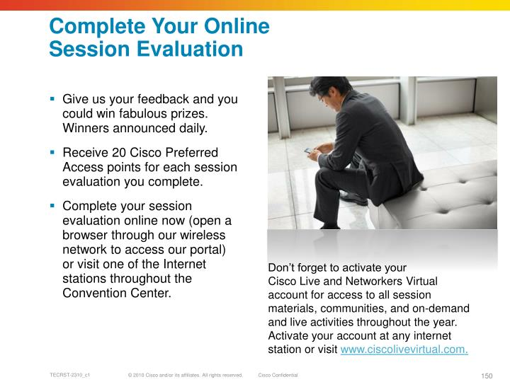 Complete Your Online