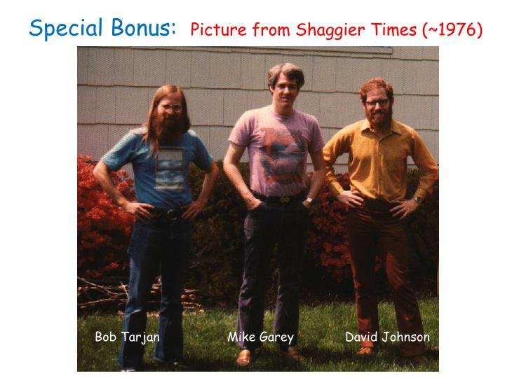 Special Bonus: