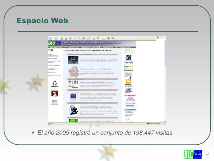 Espacio Web