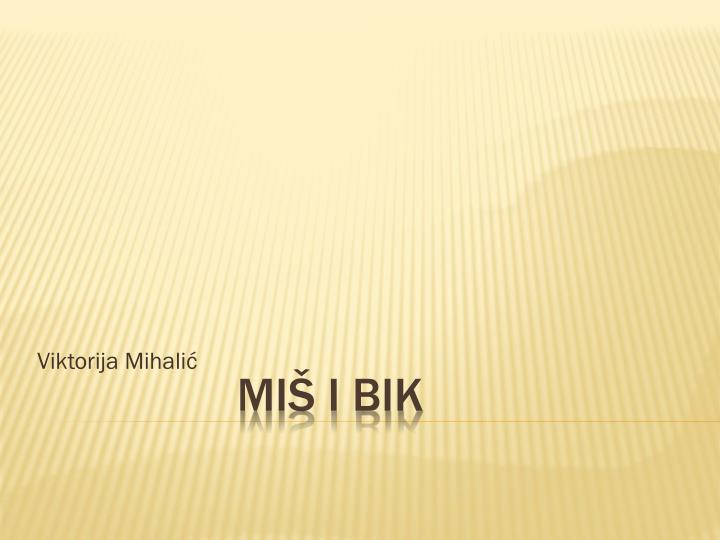 Viktorija Mihalić