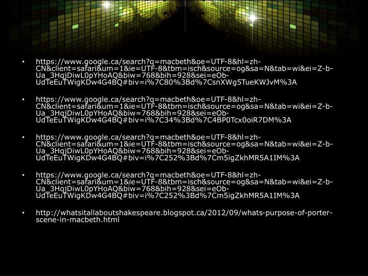 https://www.google.ca/search?q=macbeth&oe=UTF-8&hl=zh-CN&client=safari&um=1&ie=UTF-8&tbm=isch&source=og&sa=N&tab=wi&ei=Z-b-Ua_3HqjDiwL0pYHoAQ&biw=768&bih=928&sei=eOb-UdTeEuTWigKDw4G4BQ#biv=i%7C80%3Bd%7CsnXWg5TueKWJvM%3A