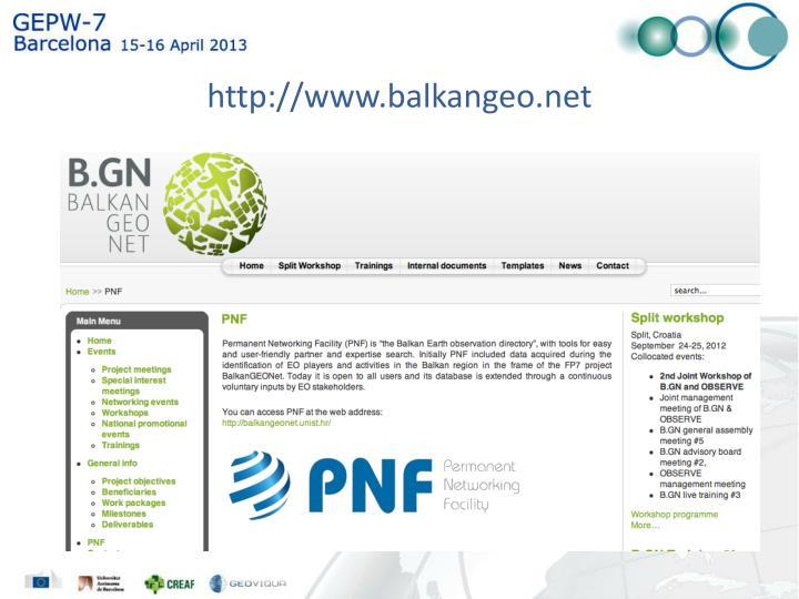 http://www.balkangeo.net