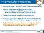 eanv elektronische abfall nachweisverordnung die funktion der virtuellen poststelle vps